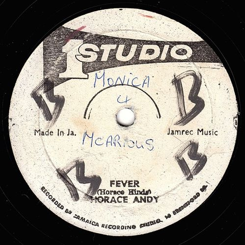 HORACE ANDY-fever