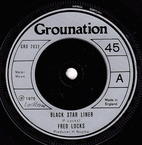FRED LOCKS-black star liner
