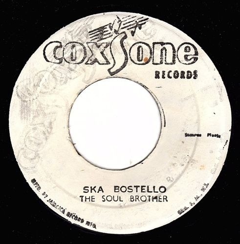 SOUL BROTHERS-ska bostello