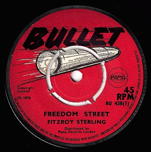 FITZROY STERLING-freedom street