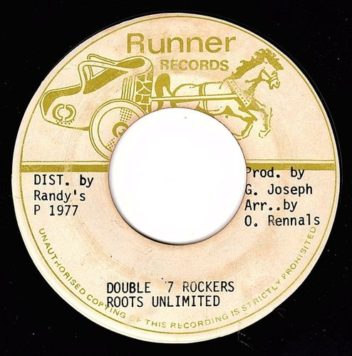 ROOTS UNLIMITED-double 7 rockers