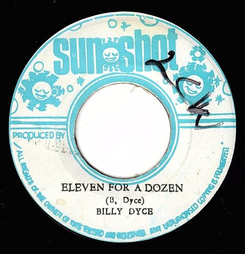 BILLY DYCE-eleven for a dozen
