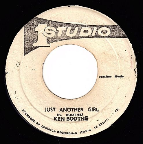 KEN BOOTHE-just another girl
