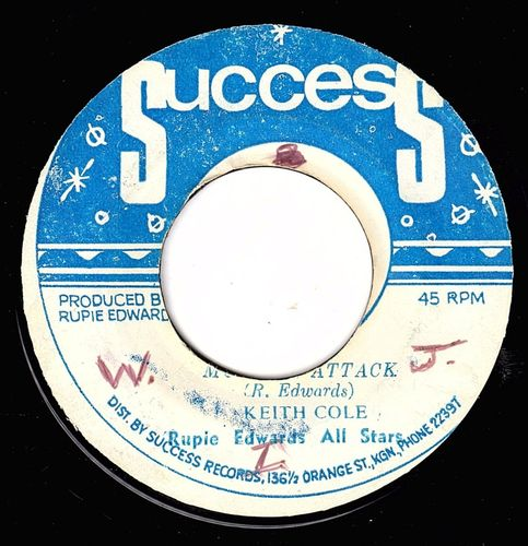 KEITH COLE-musical attack