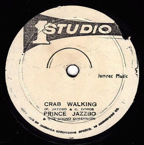 PRINCE JAZZBO-crab walking