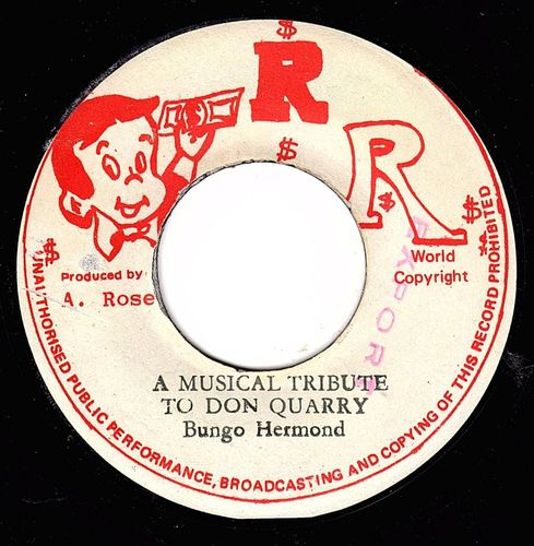 BONGO HERMAN-a musical tribute to don quarry