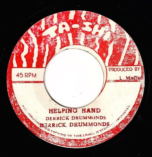 DERRICK DRUMMOND-helping hand