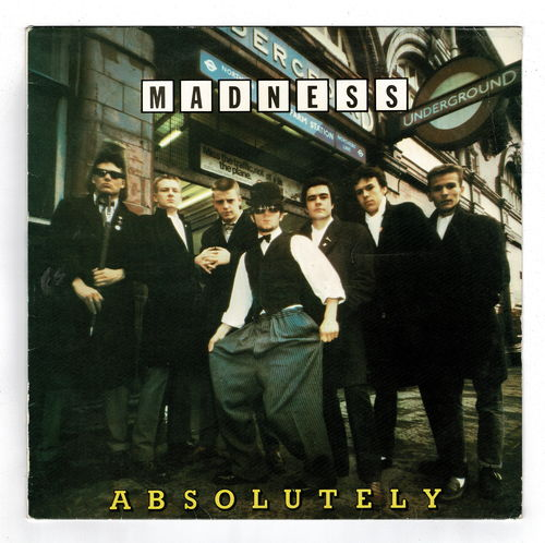 MADNESS-absolutely (Yugoslavia copy)