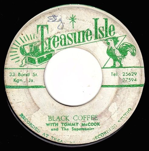 TOMMY McCOOK-black coffee