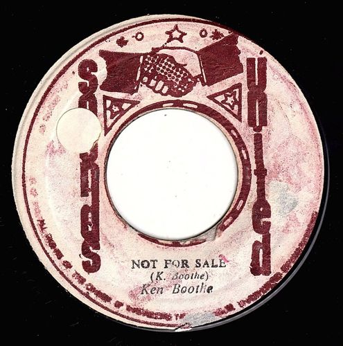 KEN BOOTHE-not for sale
