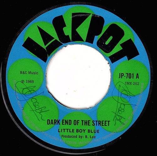 PAT KELLY-dark end of the street