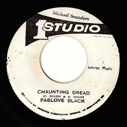 PABLOVE BLACK-chaunting dread