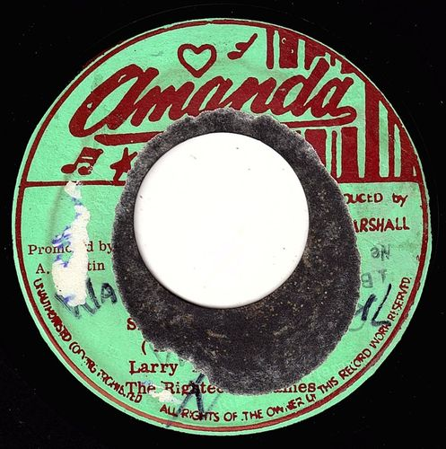 LARRY MARSHALL-she is my woman