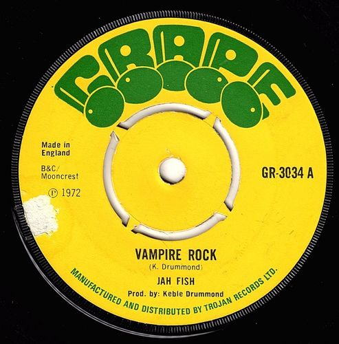 JAH FISH-vampire rock