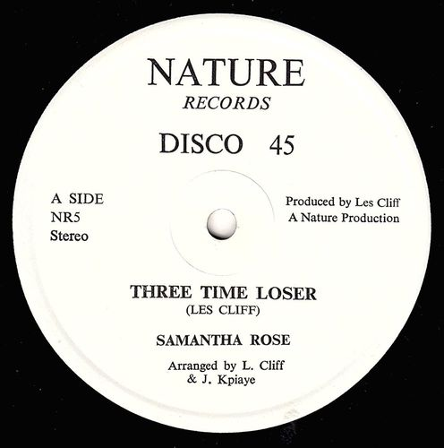 SAMANTHA ROSE-three time loser